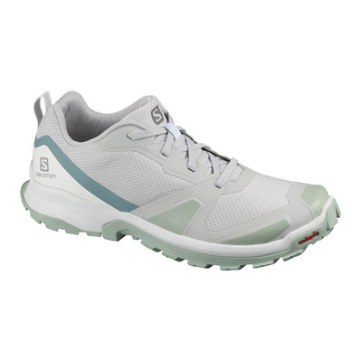 SALOMON - XA COLLIDER - Scarpe da escursionismo Donna lunar rock/aqua gray