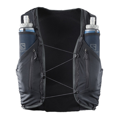 SALOMON - ADV SKIN 12L - Hydration Pack - ebony