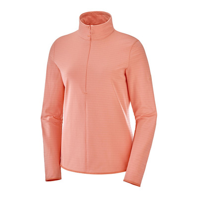 SALOMON - OUTRACK - Pile Donna burnt coral