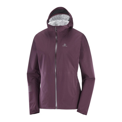 SALOMON - LIGHTNING WP - Jacket - Women's - winetasting
