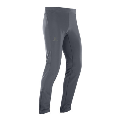 SALOMON - Pants RS WARM SOFTSHELL PANT M Ebony Homme Ebony