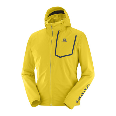 SALOMON - BONATTI PRO WP - Jacket - Men's - lemon curry
