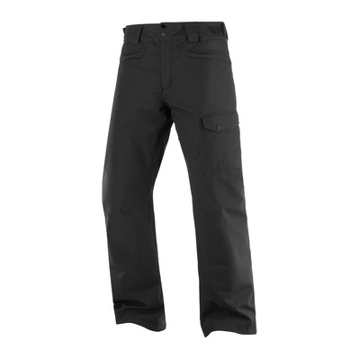 SALOMON - HIGHASARD - Pantalon ski Homme black
