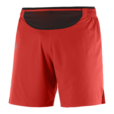 SALOMON - SENSE - Shorts - Men's - goji berry