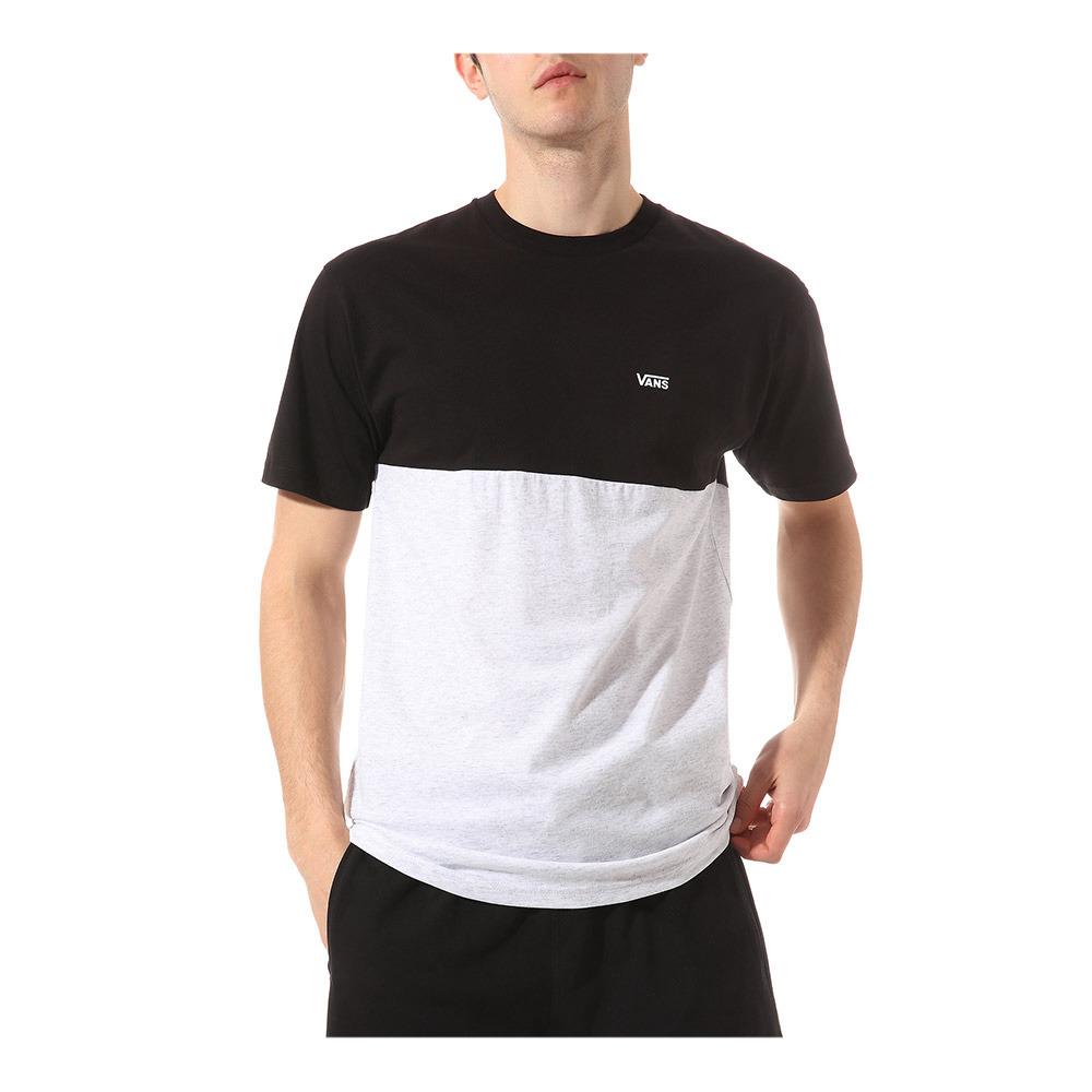 VANS LIFESTYLE Vans COLORBLOCK TEE Tee shirt Homme ash