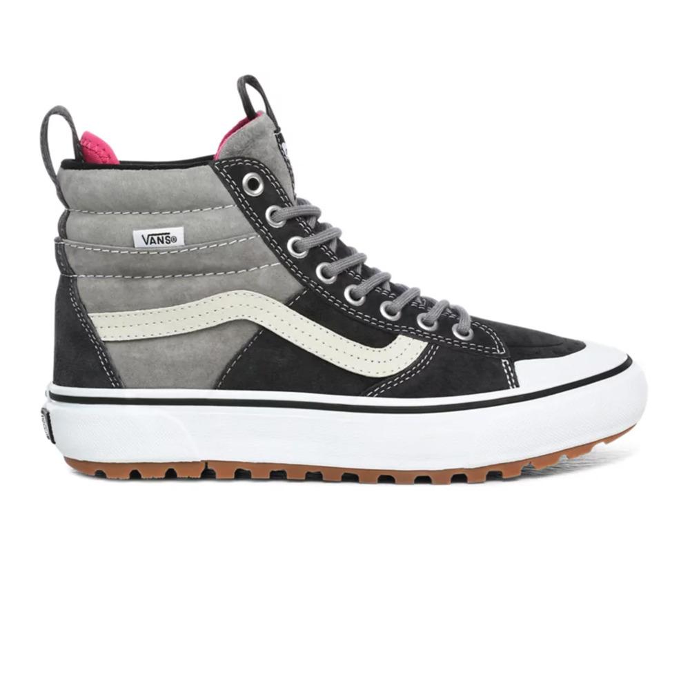 VANS LIFESTYLE Vans UA SK8-HI MTE 2.0 DX - Chaussures gray/true ...