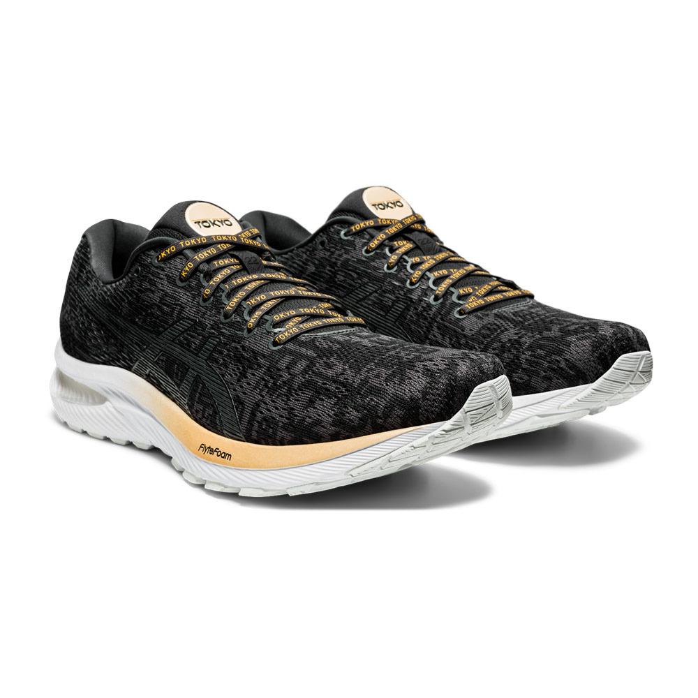 Asics GEL-CUMULUS 22 SOUND TOKYO - Running Shoes - Men's - black ...