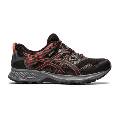 ASICS - GEL-SONOMA 5 GTX - Chaussures trail Femme black/dried rose