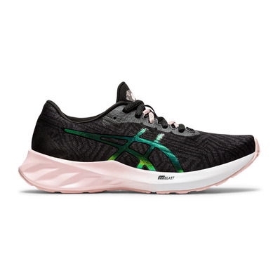 ASICS - ROADBLAST - Chaussures running Femme graphite grey/ginger peach