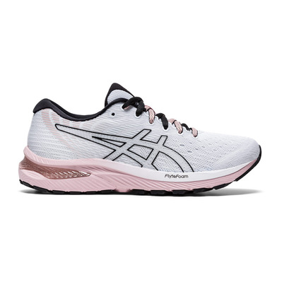 ASICS - GEL-CUMULUS 22 THE NEW STRONG Femme WHITE/GINGER PEACH