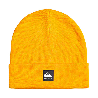QUIKSILVER - BRIGADE - Bonnet Homme flame orange