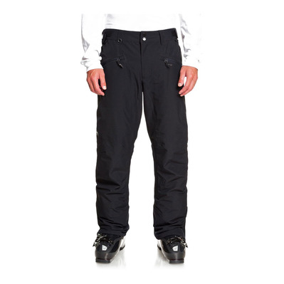 QUIKSILVER - BOUNDRY - Pantalon snow Homme true black