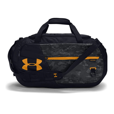 UNDER ARMOUR - UA Undeniable 4.0 Duffle MD-BLK Unisexe Black/Black/Golden Yellow