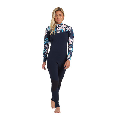 BILLABONG - 504 SALTY DAYZ FULL Femme BLACK PEBBLE