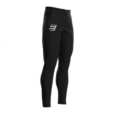 COMPRESSPORT - Seamless Pants Unisexe BLACK