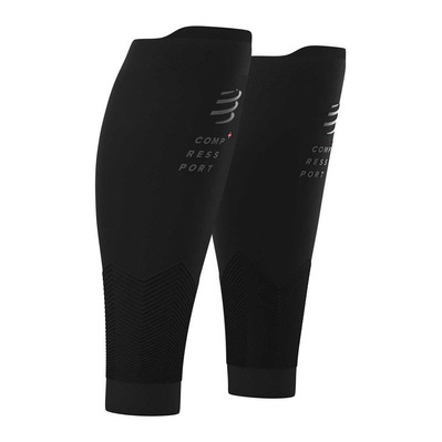 COMPRESSPORT - R2V2 FLASH - Medias black