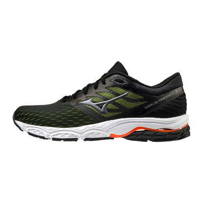 MIZUNO - WAVE PRODIGY 3 - Chaussures running Homme phantom/grey/orange