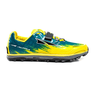 ALTRA - KING MT 1.5 - Trail Shoes - Men's - yellow