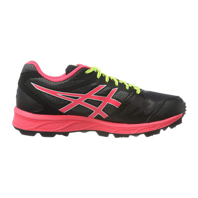 ASICS - GEL-FUJISETSU 2 G-TX - Trail Shoes - Women's - performance black/diva pink