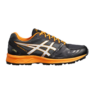 ASICS - GEL-FUJISETSU 2 G-TX - Trail Shoes - Men's - performance black/shocking orange
