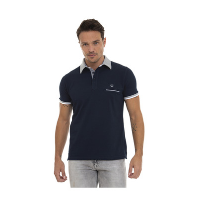 SIR RAYMOND TAILOR - CENTRUM - Polo Homme navy