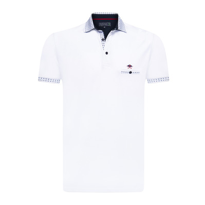 SIR RAYMOND TAILOR - DIETICO - Polo Homme white