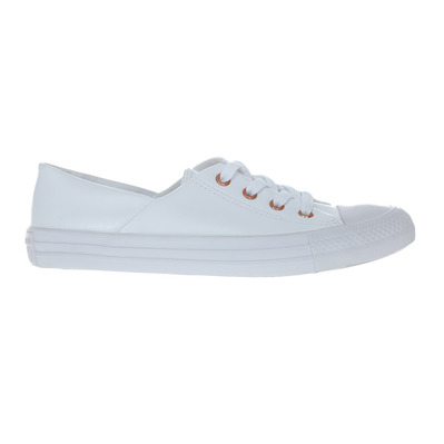 CONVERSE - CORAL - Chaussures Femme white/white/white grade B