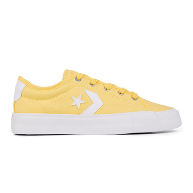 CONVERSE - STAR REPLAY - Chaussures Femme butter yellow/white/white grade B