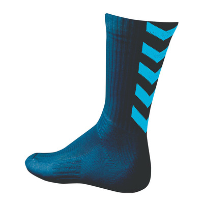 HUMMEL - AUTHENTIC INDOOR - Chaussettes marine/atomic