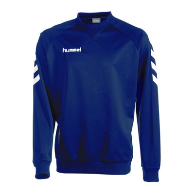 HUMMEL - CORPORATE - Sweat Homme marine