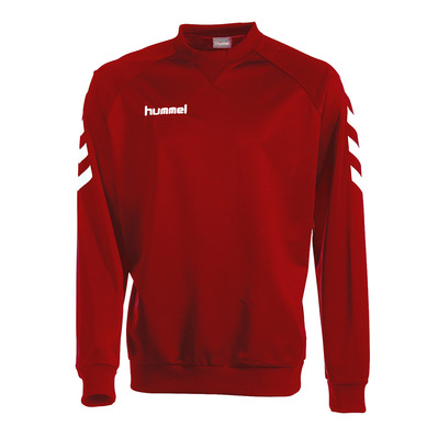 HUMMEL - CORPORATE POLY - Sweat Homme red