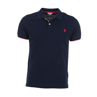 US POLO ASSN - US Polo REFLECTIVE - Polo - Men's - navy