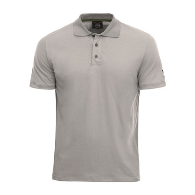 JEEP - XP - Polo Homme pearl grey melange