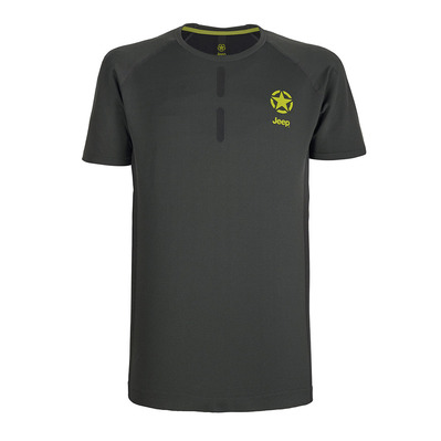 JEEP - STAR - Maillot Homme dark grey/lime