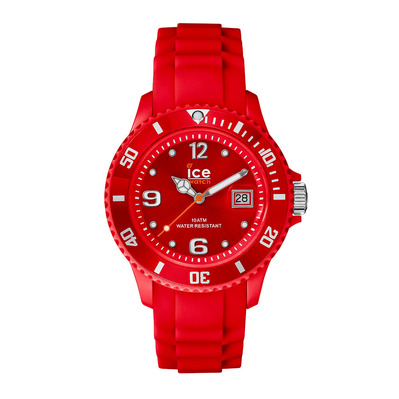ICE WATCH - ICE FOREVER M - Quartz Watch - red