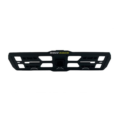BUZZ RACK - BUZZRACK - Number Plate Mount - black