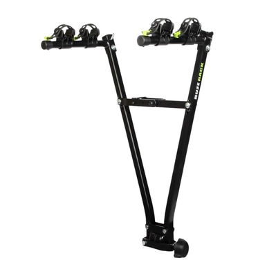BUZZ RACK - GAZELLE 2 Bikes - Hitch Rear Bike Rack - scissor black