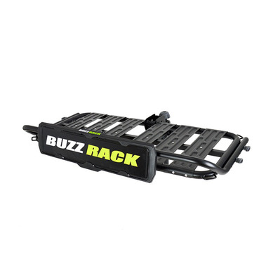 BUZZ RACK - MULTI S - Multifunctional Hitch Platform - black