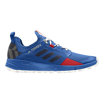 ADIDAS - TERREX SPEED LD - Trail Shoes - Men's - blubea/legink/actred