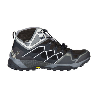 MONTURA - CONNECT MID GTX - Approach Shoes - Men's - black