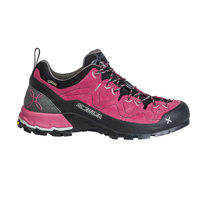 MONTURA - YARU GTX - Approach Shoes - Women's - sugar pink/black