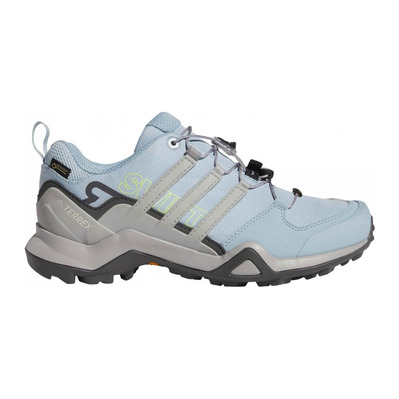 ADIDAS - TERREX SWIFT R2 GTX W - Trail Shoes - Women's - ashgre/gretwo/gresix