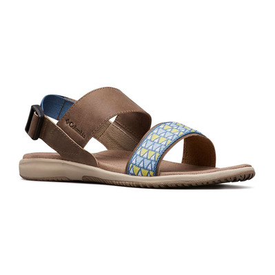 COLUMBIA - SOLANA™ - Sandals - Women's - wet sand/steel