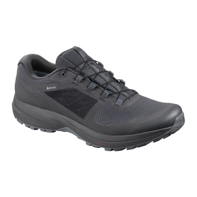 SALOMON - XA ELEVATE GTX - Trail Shoes - Men's - ebony/quie