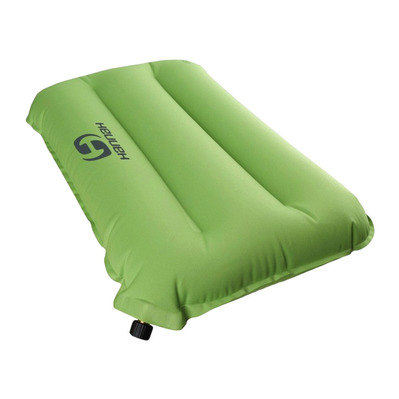 HANNAH - PILLOW - Inflatable Pillow - parrot green