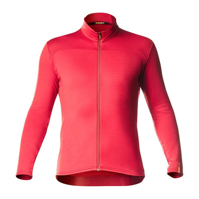 MAVIC - ESS MERINO TH - Maillot Homme haute red