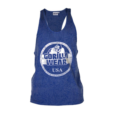 GORILLA WEAR - MILL VALLEY - Camiseta de tirantes hombre royal blue