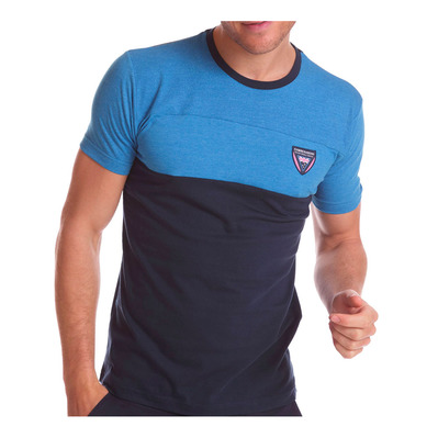 CAMBERABERO - 44008 - T-Shirt - Men's - dress blue navy