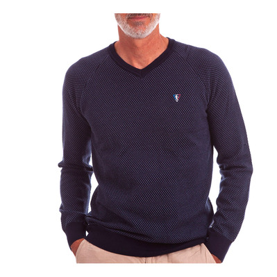 CAMBERABERO - 44200 - Jumper - Men's - navy