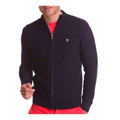 CAMBERABERO - 44702 - Cardigan - Men's - navy